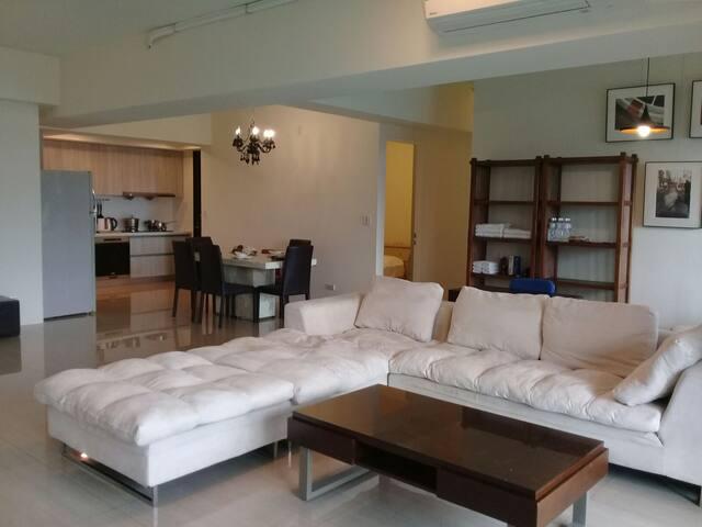 Taichung Vogue 北屯近74中彰交流道 舒適大空間3房 - Beitun District - อพาร์ทเมนท์