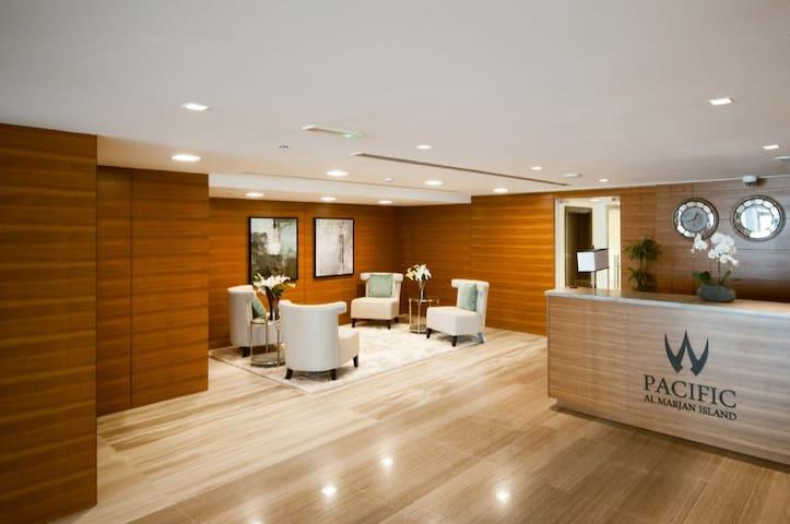 2 Bedroom Deluxe Beach Apartment-l Marjan Island