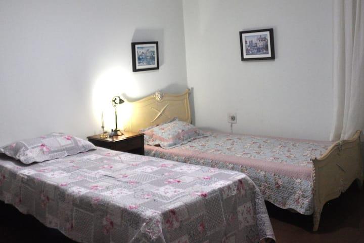 quarto para mulheres