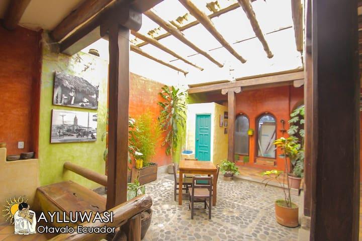 AylluWasi - Cabin Style Rooms