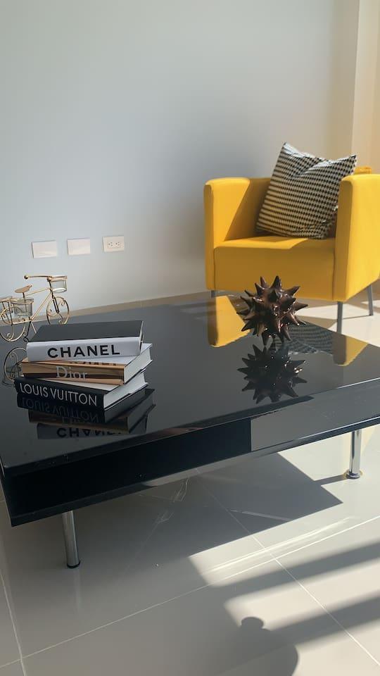 Acogerdor y moderno apartamento studio mirador sur