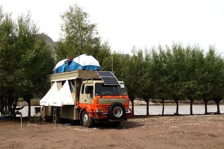 Caravan Holidays - Kutch Gujarat