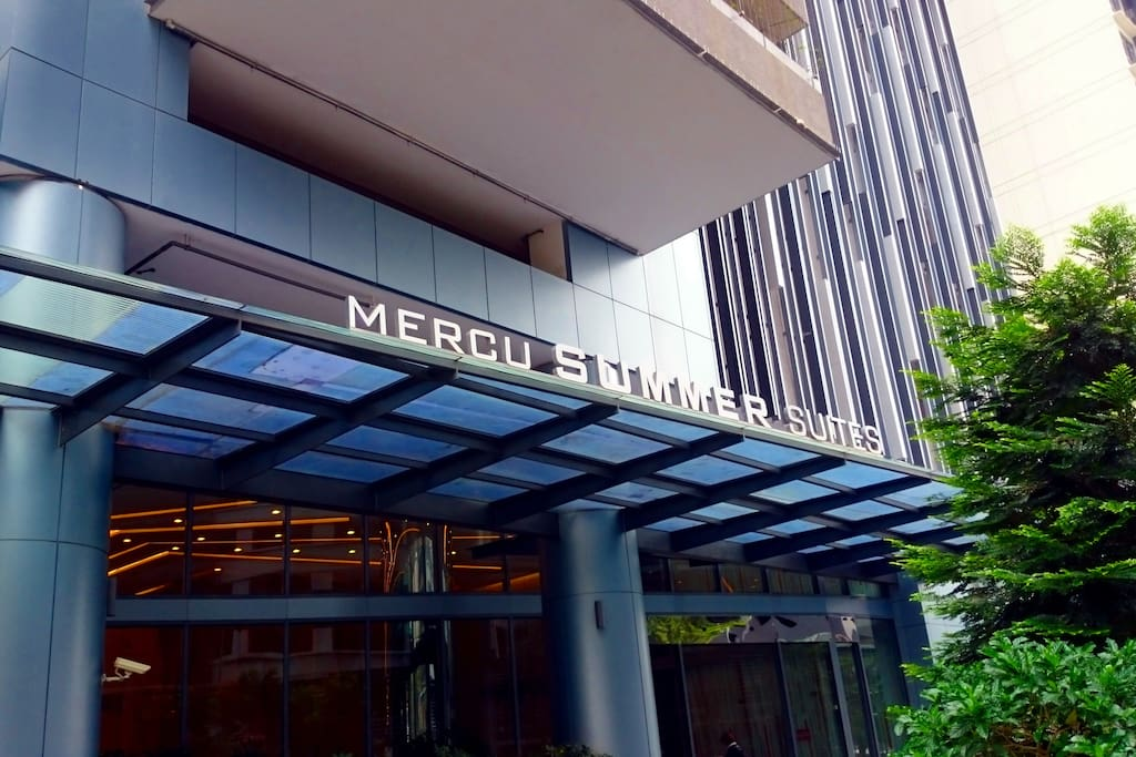 Mercu Summer Suites
