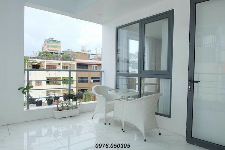 Anna house 2 - Balcony serviced apartment
