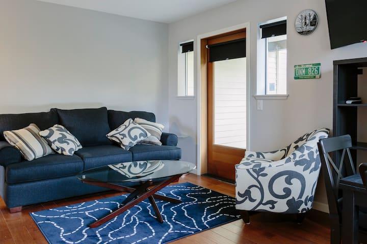 "Thomas Lodge ""Vermont"": newly renovated 1 bedroom - Seattle - Kondominium"