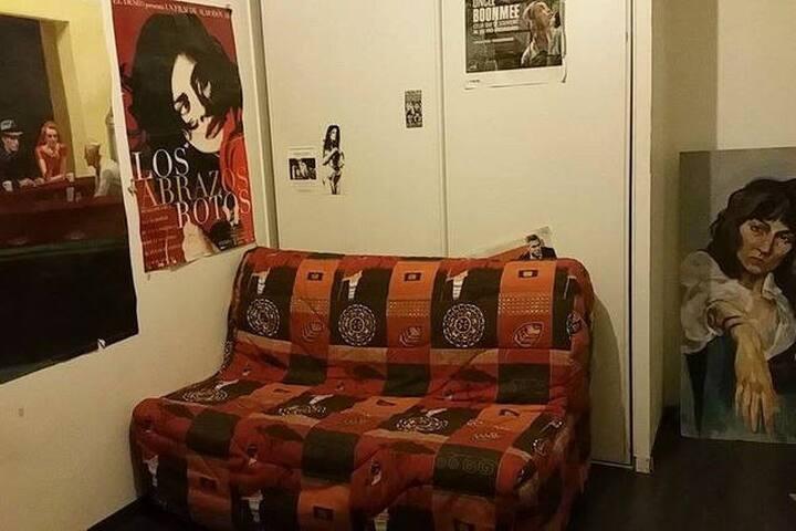 une chambre indépendante à la croix rousse - Lyon - Apartment
