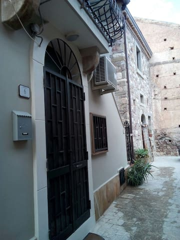 casa al mare un passo da Taormina - Sant'Alessio Siculo - Huis