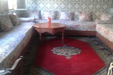 Traditional house near to the sea - Salé - Bed & Breakfast
