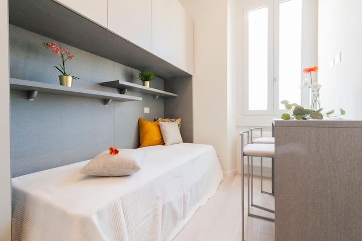 Apartment in Fashion District,Center of Milan
