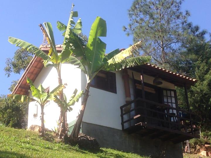 Chalé Sol, Floresta Encantada-Lumiar