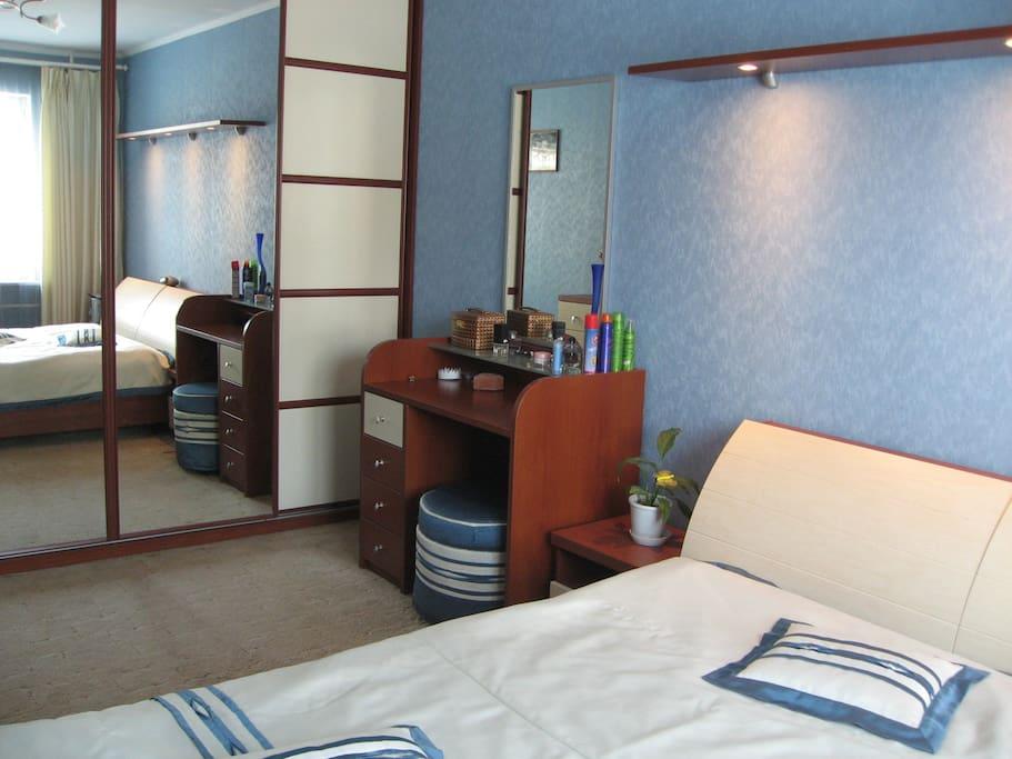 Спальня\Bedroom