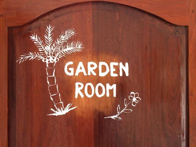 VilanCool Garden Room