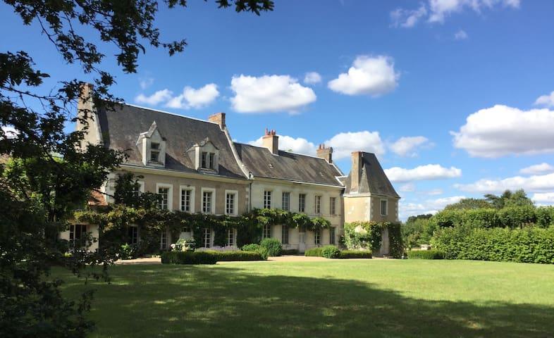 Vallée de la Loire. Manoir de charme - Pontlevoy - Dům