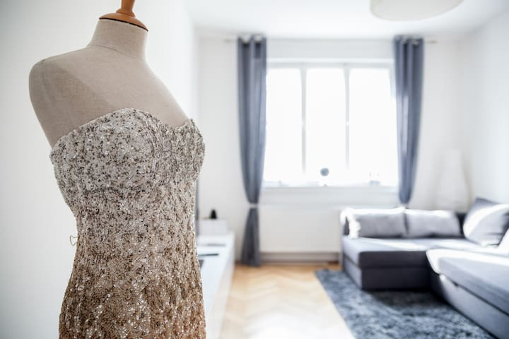 Cosy & Chic in Neuhausen - München - Apartment