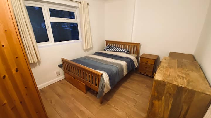 Homely double room