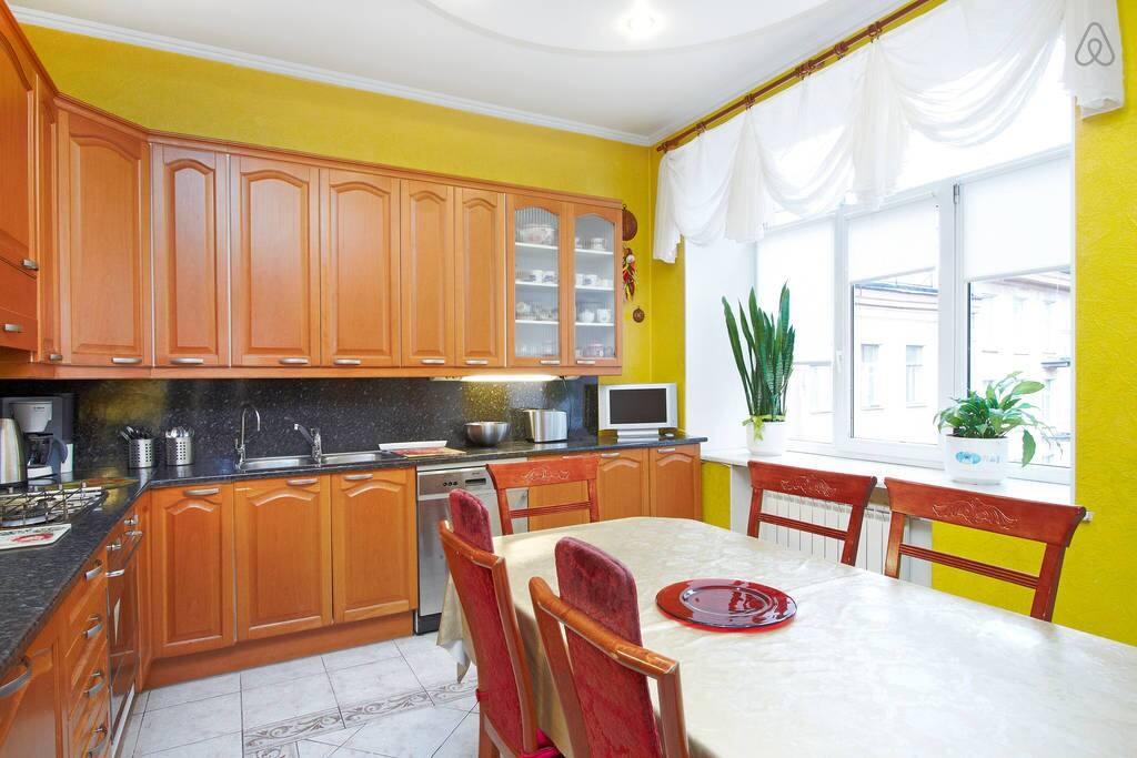 Кухня. Kitchen.