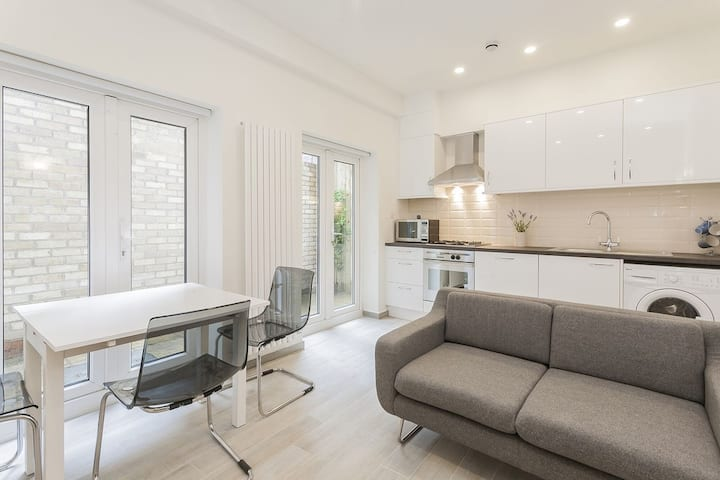 2bed flat in Marylebone, perfect to WFH/ Family.