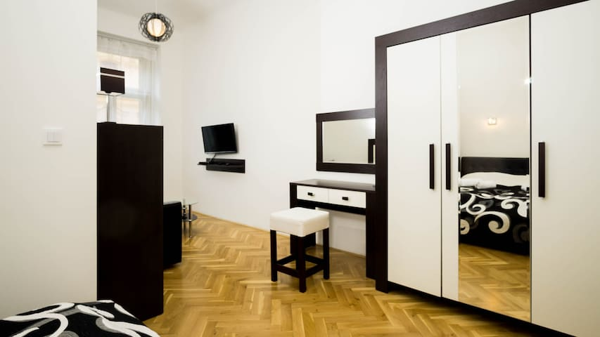 Deluxe Apartment in Centre by Wenceslas Square
