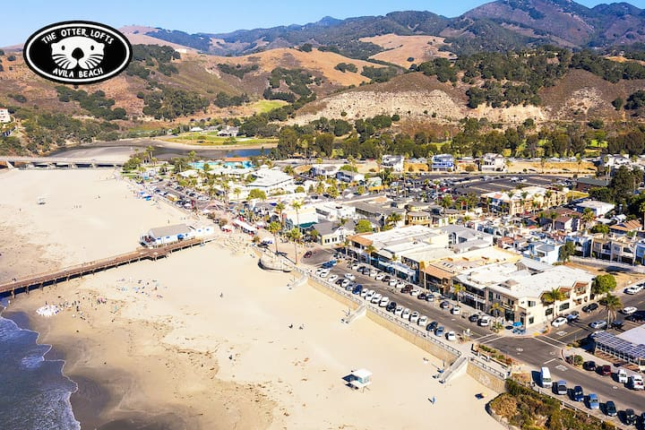 Tucked just a few miles from Highway 1, Avila Beach is a quaint and fun beach community. Everything is accessible by foot, bicycle, or free trolley. Park and play! Check out the calendar for concerts and events at the Avila Beach Golf Resort.