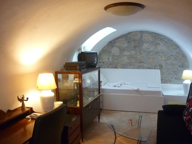 Bioclimatic Apt  in old Corfu town - Korfu