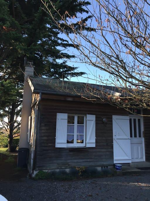 Maison de charme proche mer houses for rent in agon coutainville lower nor - Maison de charme normandie ...