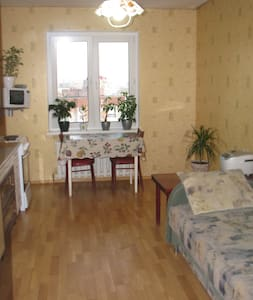 А room to rent for 1/2 in Kiev - 基輔