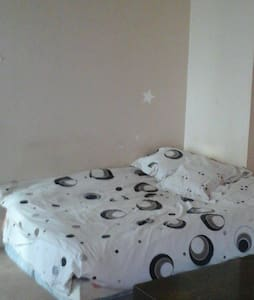 1 room apartement in courlancy  - Appartement