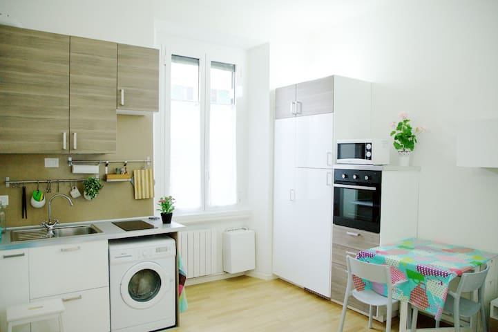 Full Equipped and Cozy Studio Flat - Milano - Daire