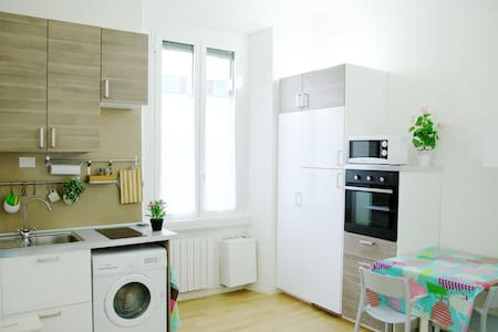 Full Equipped and Cozy Studio Flat - Milano