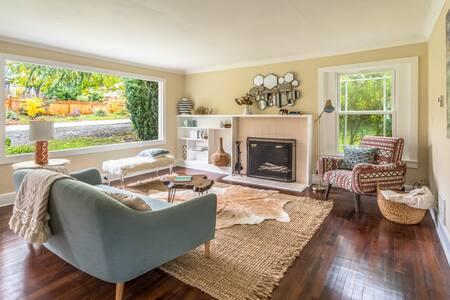 Cute Quiet Edmonds Home In Fantastic Neighborhood - Edmonds - Haus