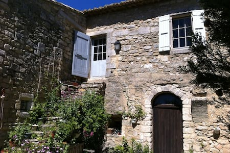 Le Cabanon de la Cure - Ménerbes - Bed & Breakfast