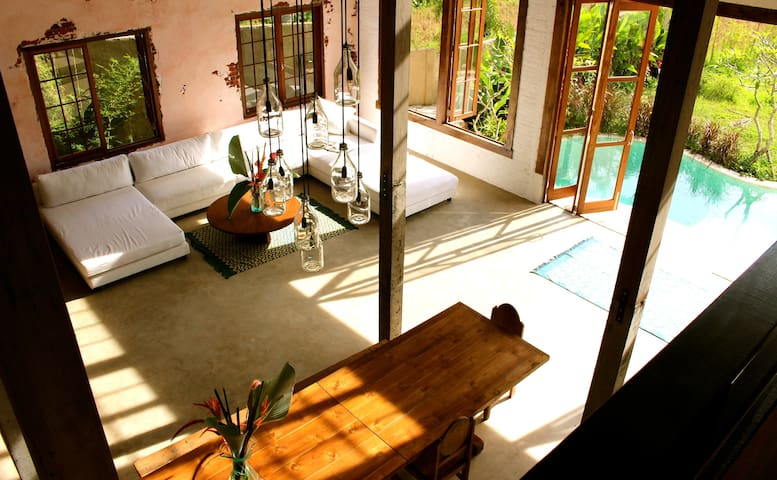 NYC Loft in the Rice Fields - Ubud