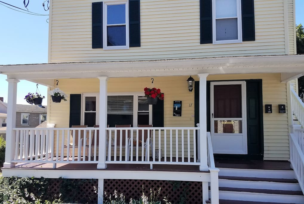17 Pine Street