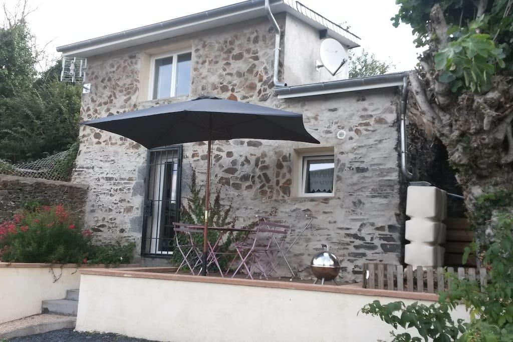 Maison le de st riom bord de mer casas miniatura en alquiler en binic breta a francia - Casas de alquiler en francia ...