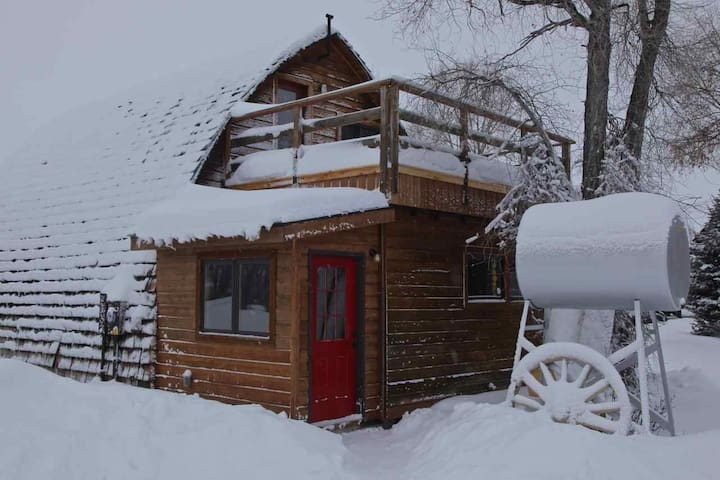 2 Story Cottage in Grand Teton Park - Jackson - Chatka