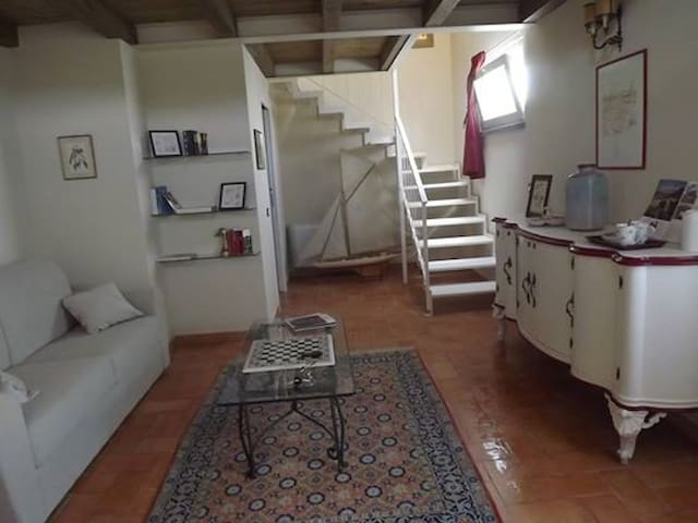 Spacious suite in the Pisan hills - Santa Luce