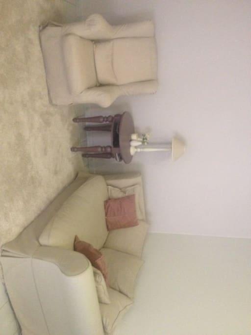 Salon de 40m² -agréable et lounge