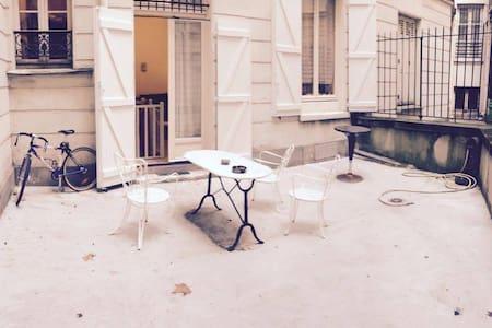 Cosy appartment in 16 district Paris (Terace) - Paris - Leilighet