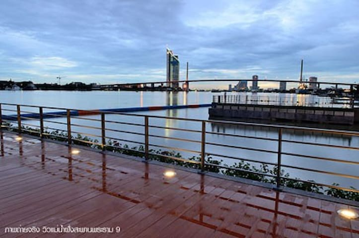 1BR-The River-Great View, easy BRT