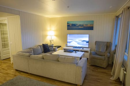 Large sentral 3 bedroom appartment. - Longyearbyen