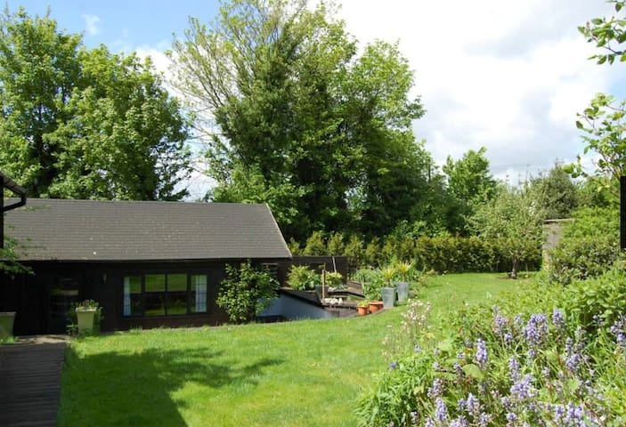 Luxury chalet - 20 min to London - Chalfont St Peter - Casa