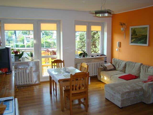 Room for rent in a big house Gdynia - กดิเนีย - บ้าน