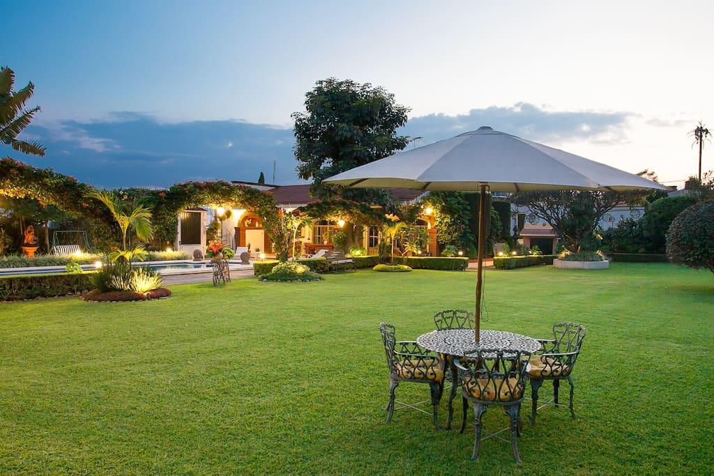 Residencia jardin real maisons louer cuernavaca for Jardin quinta real morelos