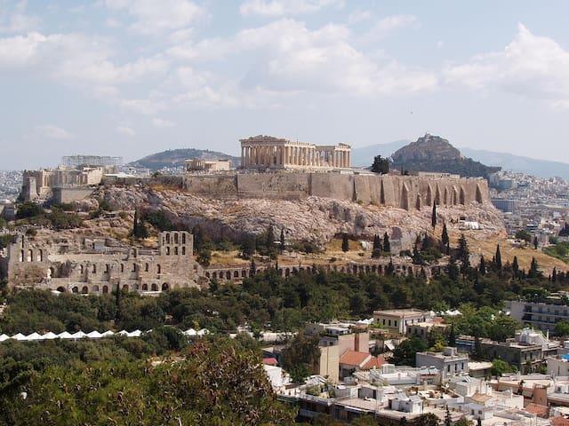 Super central..close to Acropolis.! - Atina - Daire