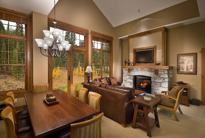 Village @ Northstar slopeside 2 BDRM, from $389/nt