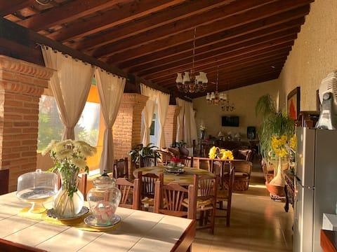 Villa Maria Celeste v Tequili, Jalisco