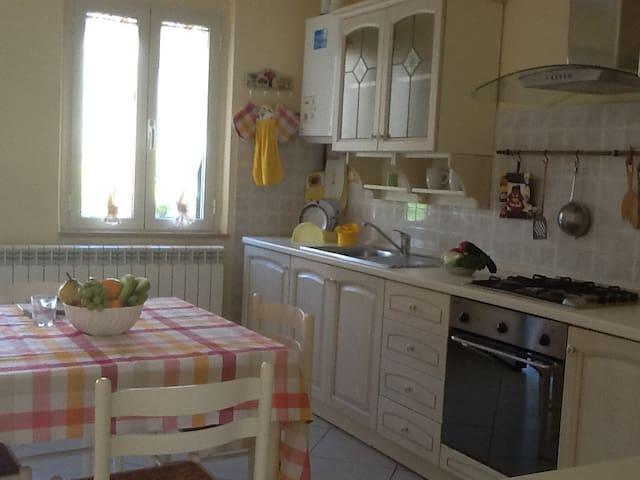 La casa sul Giano - Fabriano - Casa