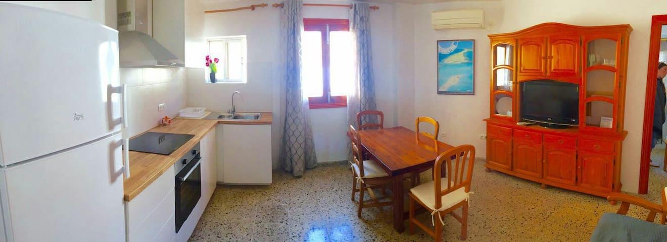 Bonito apartamento y bien ubicado - Sant Ferran de Ses Roques - Apartment