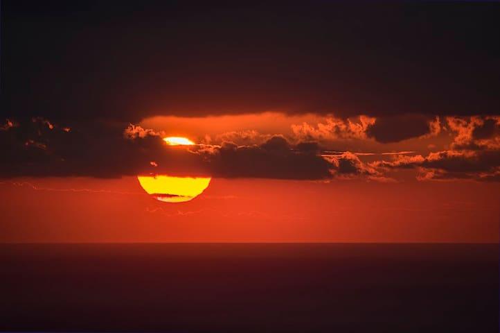 Seaviews, sunsets, beaches-Vista - Lefkada - Casa