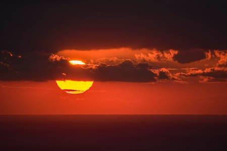 Seaviews, sunsets, beaches-Vista - Lefkada - Rumah